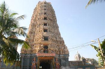 Sri Muthumariamman Thevasthanam