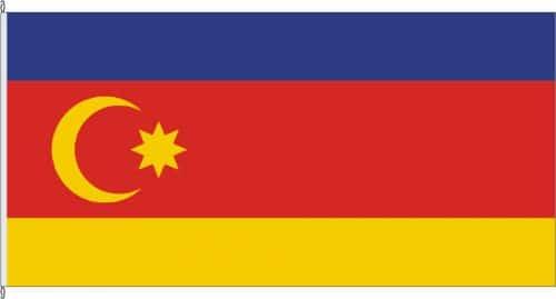 Nachitschewan Flagge