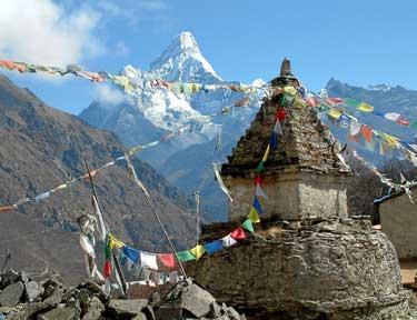 Nepal Wandern