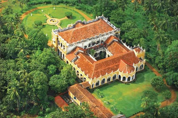 Richmond Castle Sri Lanka Kalutara