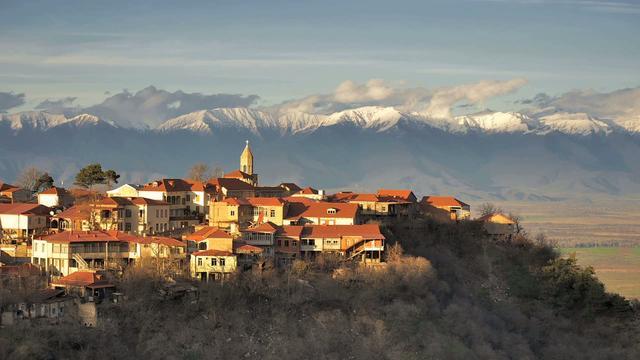 Sighnaghi Georgia