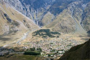 Stepanzminda (Qasbegi)