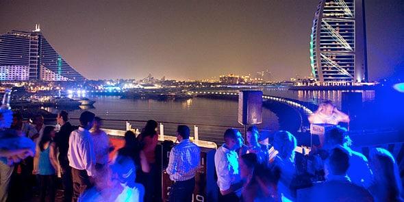 Dubai Nightlife Nachtleben Party Pic