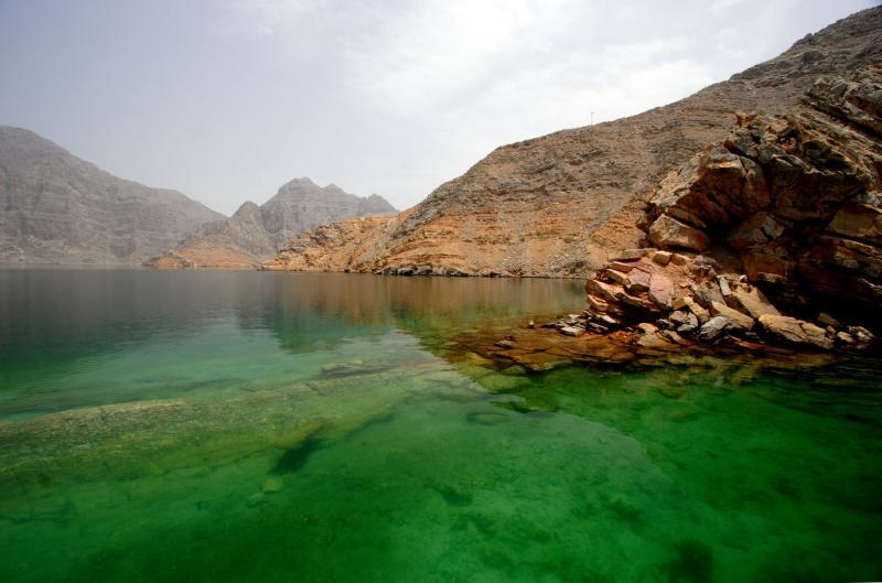 Oman Landschaft