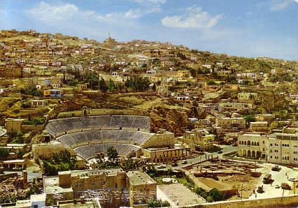 Amman Jordanien Urlaub