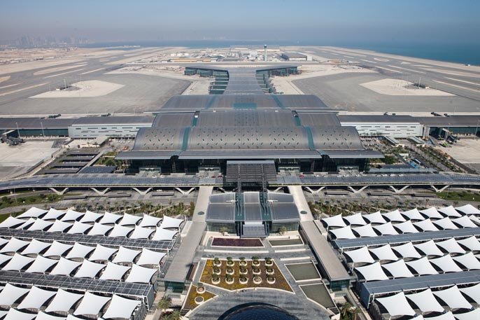 Doha Airport: Hamad International Airport