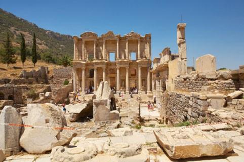 Ephesos Türkei Ruinen