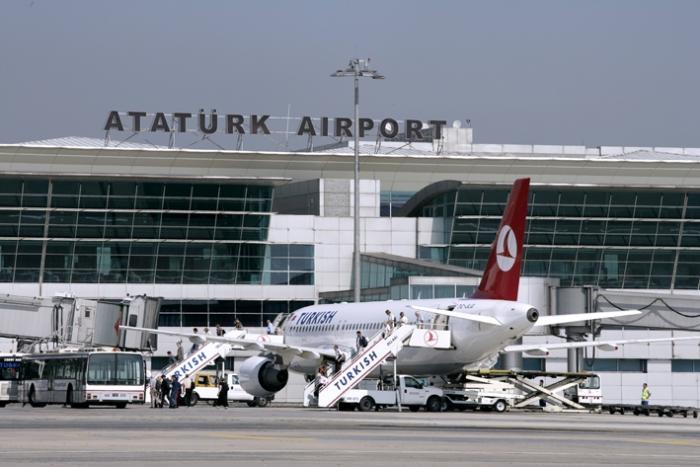 Istanbul Ataturk Airport FLughafen