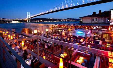 Istanbul Nightlife, Nachtleben, Party