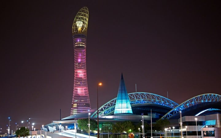 Katar Hotel Doha The Torch