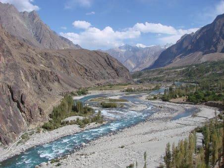 Pakistan Landschaft