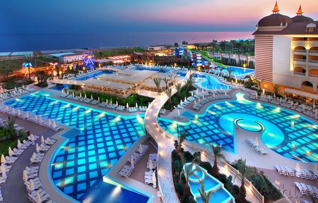 Turkei Urlaub  Sterne Hotel