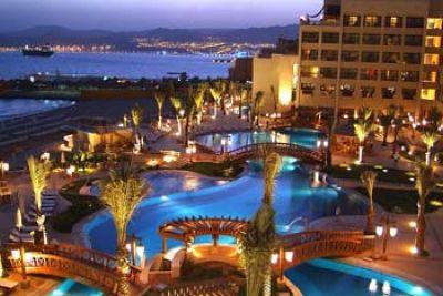 Intercontinental Aqaba Hotel