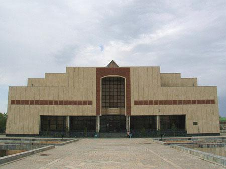 Nukus Uzbekistan, Sawitzki-Karakalpakstan-Kunstmuseum