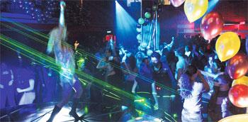 almaty kasachstan, nightlife, party