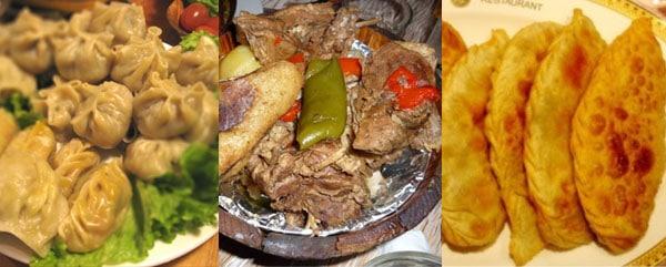 Mongolei Essen, Mongolische Küche