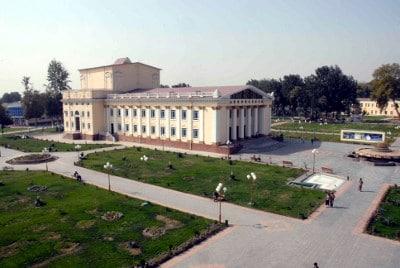 Namangan Usbekistan