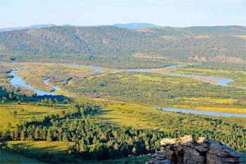 Nord Mongolei