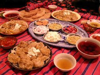 Usbekistan Essen, usbekische Küche