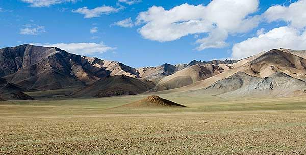 Usbekistan Landschaft