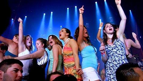 Uzbekistan Tashkent Nightlife Party Clubs