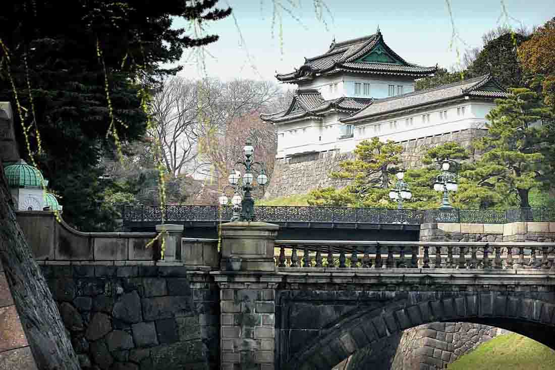Kaiserpalast Tokio