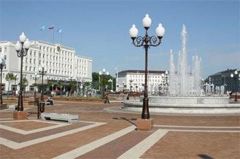 Kaliningrad Russland