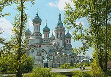 Kloster des Heiligen Wladimir Irkutsk