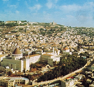 Nazareth Stadt Israel