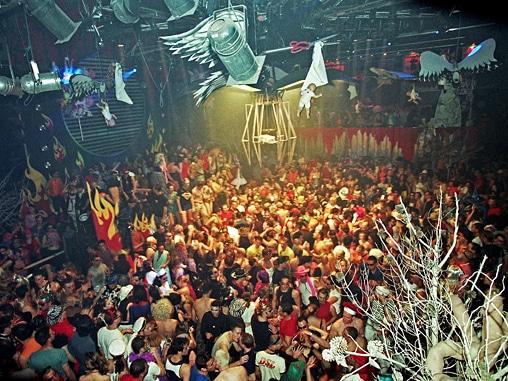 Tel Aviv Israel Nachtleben Nightlife Party