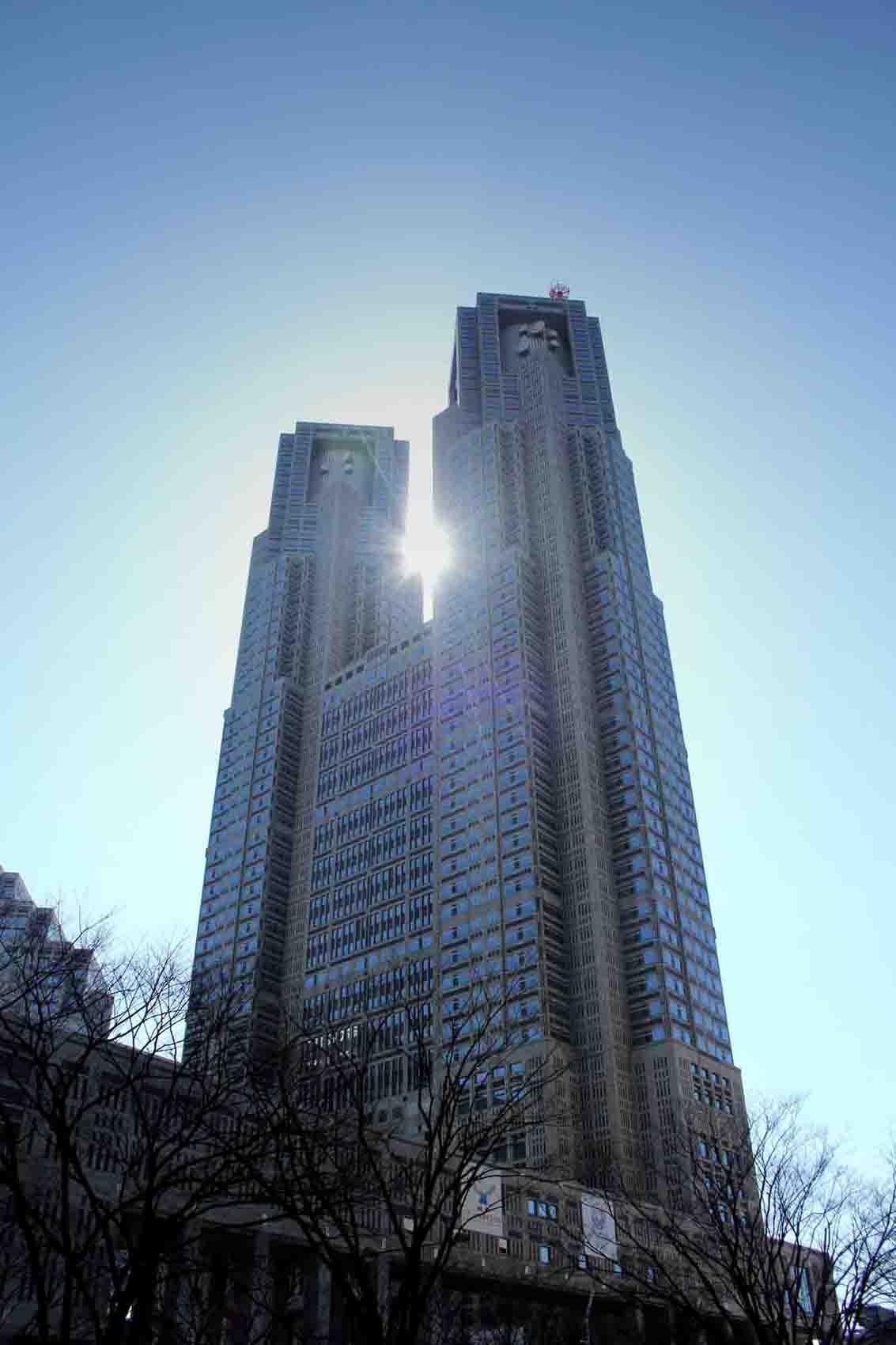 Tokyo Metropolitan Government Building, Rathaus, City Hall