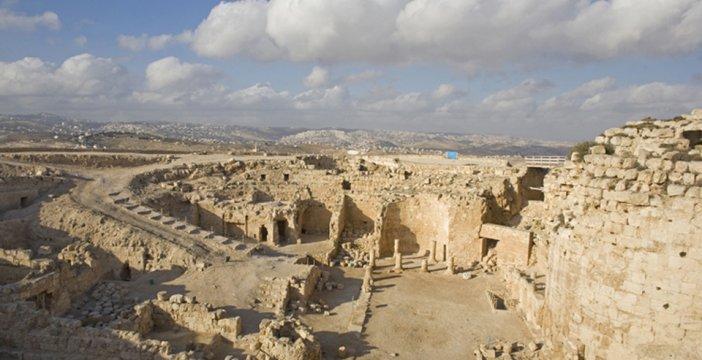 Herodium Herodion Israel