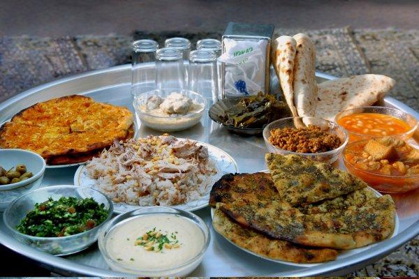 Israel Essen, Israelische Küche