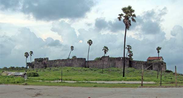 Madh Fort Mumbai