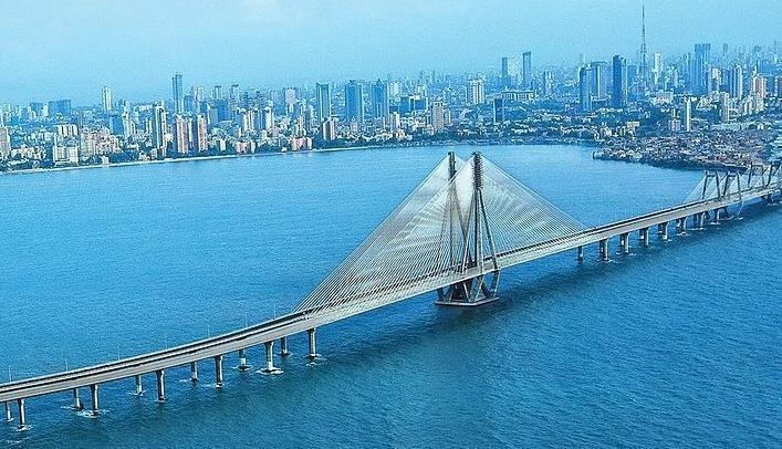 Mumbai Sehenswürdigkeiten, Sykline