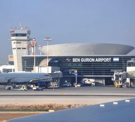 Tel Aviv Airport, Ben Gurion FLughafen Israel