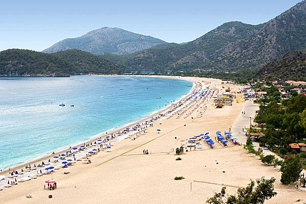 Türkei Strand Urlaub