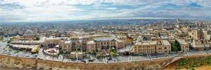 Aleppo früher vor dem Krieg