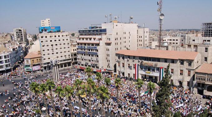 Homs vor dem Krieg