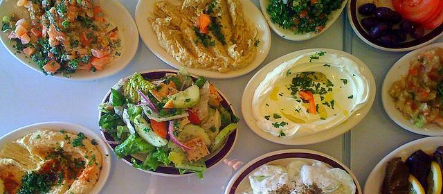 Syrien Essen, Küche