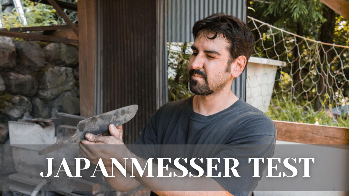 japanmesser test